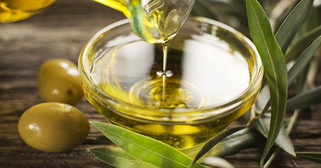 Alcune pillole a base di olio extravergine di oliva da digerire