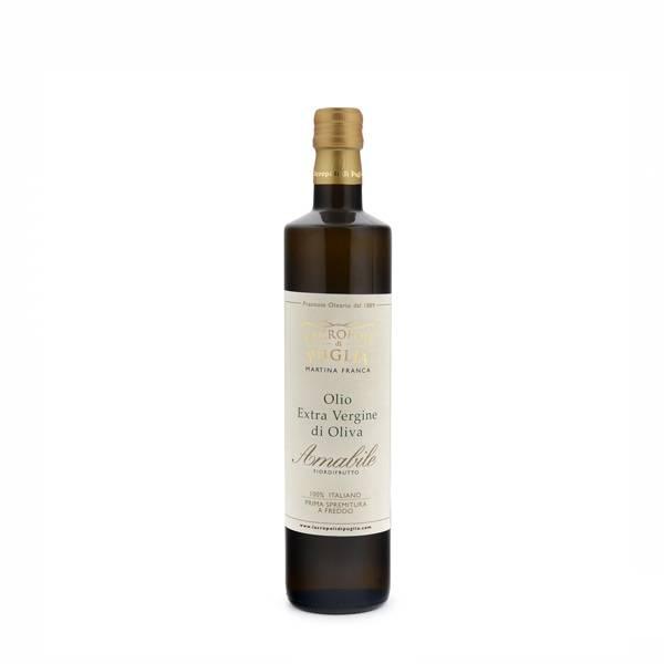 olio extra vergine di oliva amabile da 500 ml