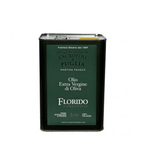Florido Extra Virgin olive oil lt 3 Tin