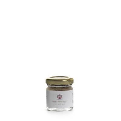 crema di tartufo bianco all'olio extravergine di oliva