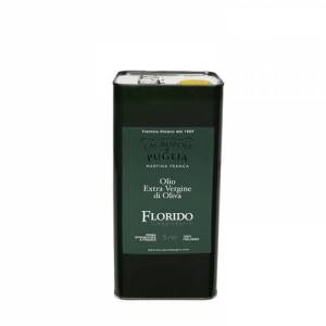 Florido Extra Virgin olive oil lt 5 lt Tin