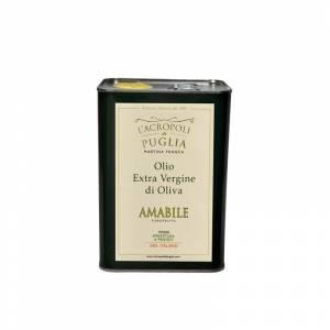 olio extravergine di oliva amabile 100% italiano
