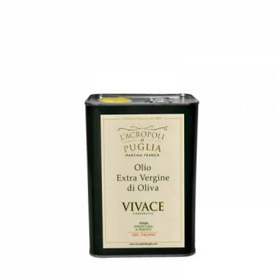 lattina di olio extravergine di oliva vivace da-3-lt