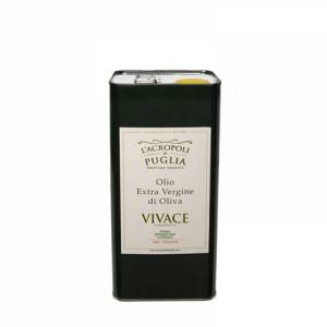 Vivace Extra Virgin olive oil lt 5 Tin