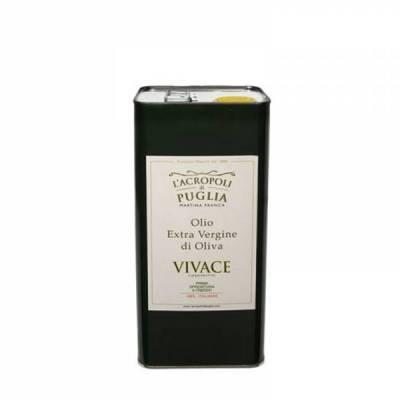 Vivace Extra Virgin olive oil lt 5 Tin