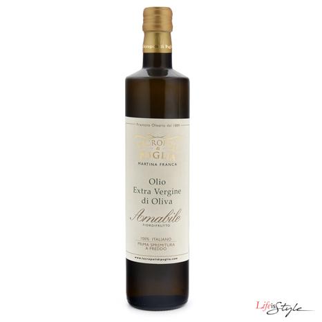 olio amabile extra vergine di oliva da 0,750 ml