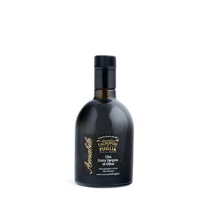 olio amabile extravergine di oliva da 250 ml bottiglia anti-rabbocco