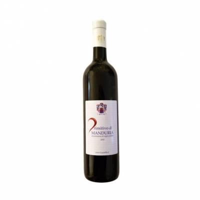 Primitivo Wine of Manduria DOP
