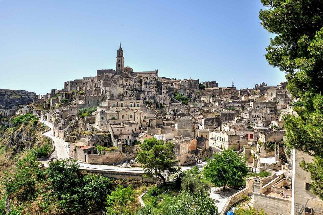 L'Acropoli di Puglia a Matera Capitale della Cultura 2019