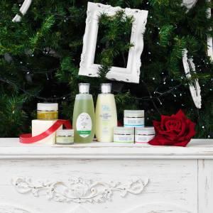 cosmetica all'olio extravergine di oliva