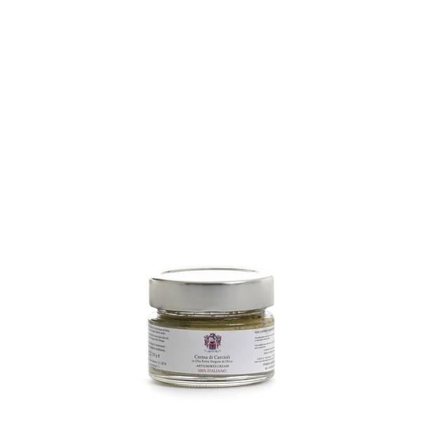 crema di carciofi olio extravergine di oliva