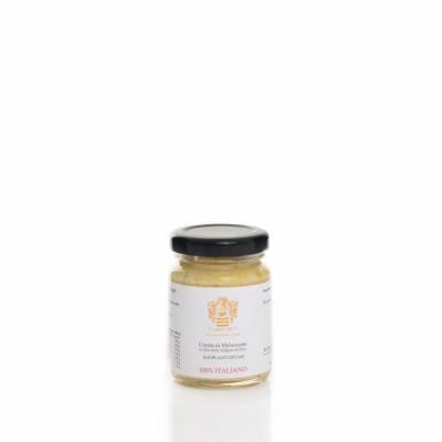 crema di melanzane in olio extravergine di oliva