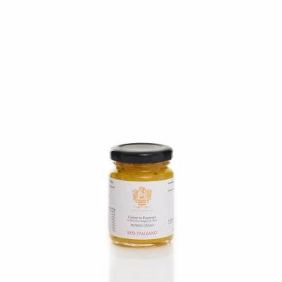 Crema peperoni gialli in olio extravergine di oliva