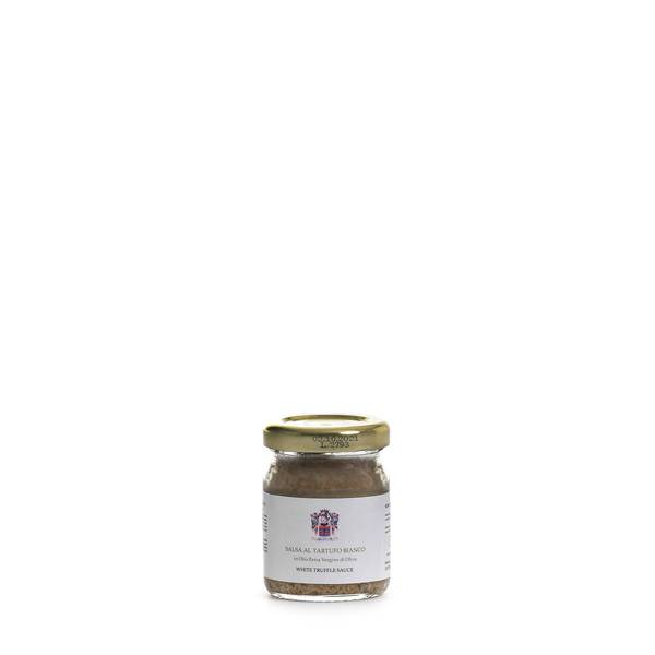 salsa al tartufo bianco olio extravergine di oliva
