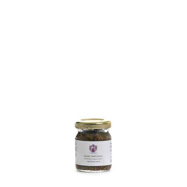salsa tartufata olio extravergine di oliva