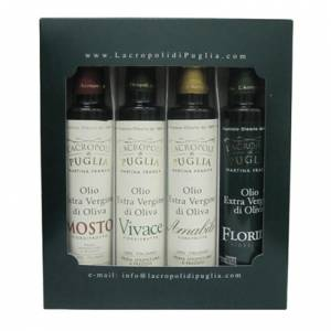 set extra virgin olive oil 250 ml