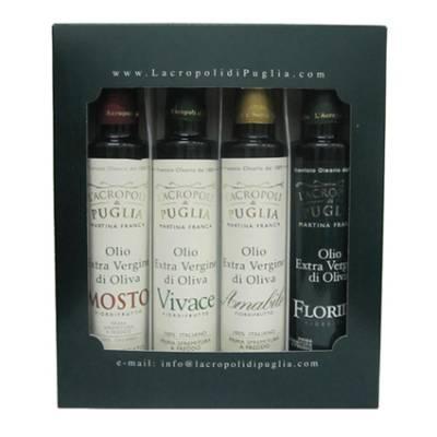 set extra virgin olive oil 250 ml