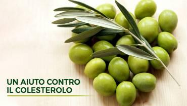 Olio extravergine d'oliva: un valido aiuto contro il colesterolo